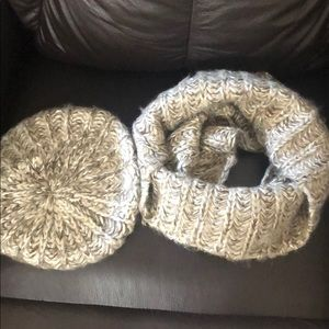 NY&C hat/scarf set